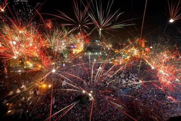 Egypt revolutions