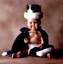 royal baby, baby king