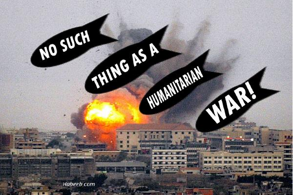 Humanitarian war