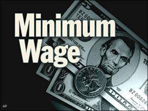 american minimum wage