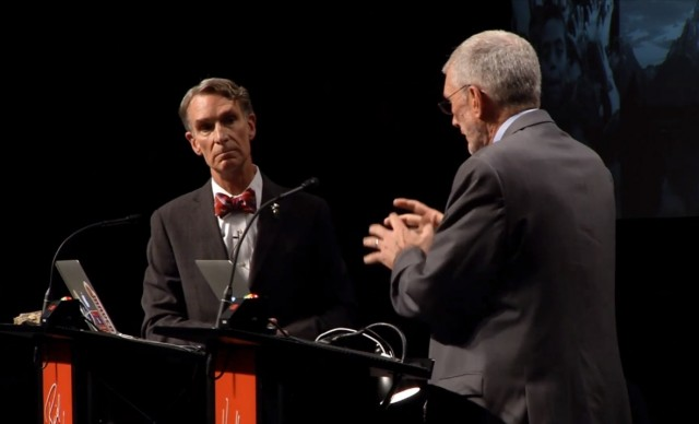 Bill Nye and Ken Ham Debate