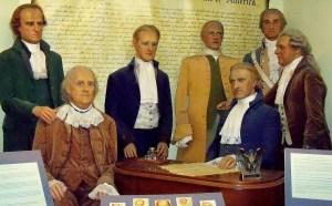 Bill Nye and Ken Ham Debate, founding fathers