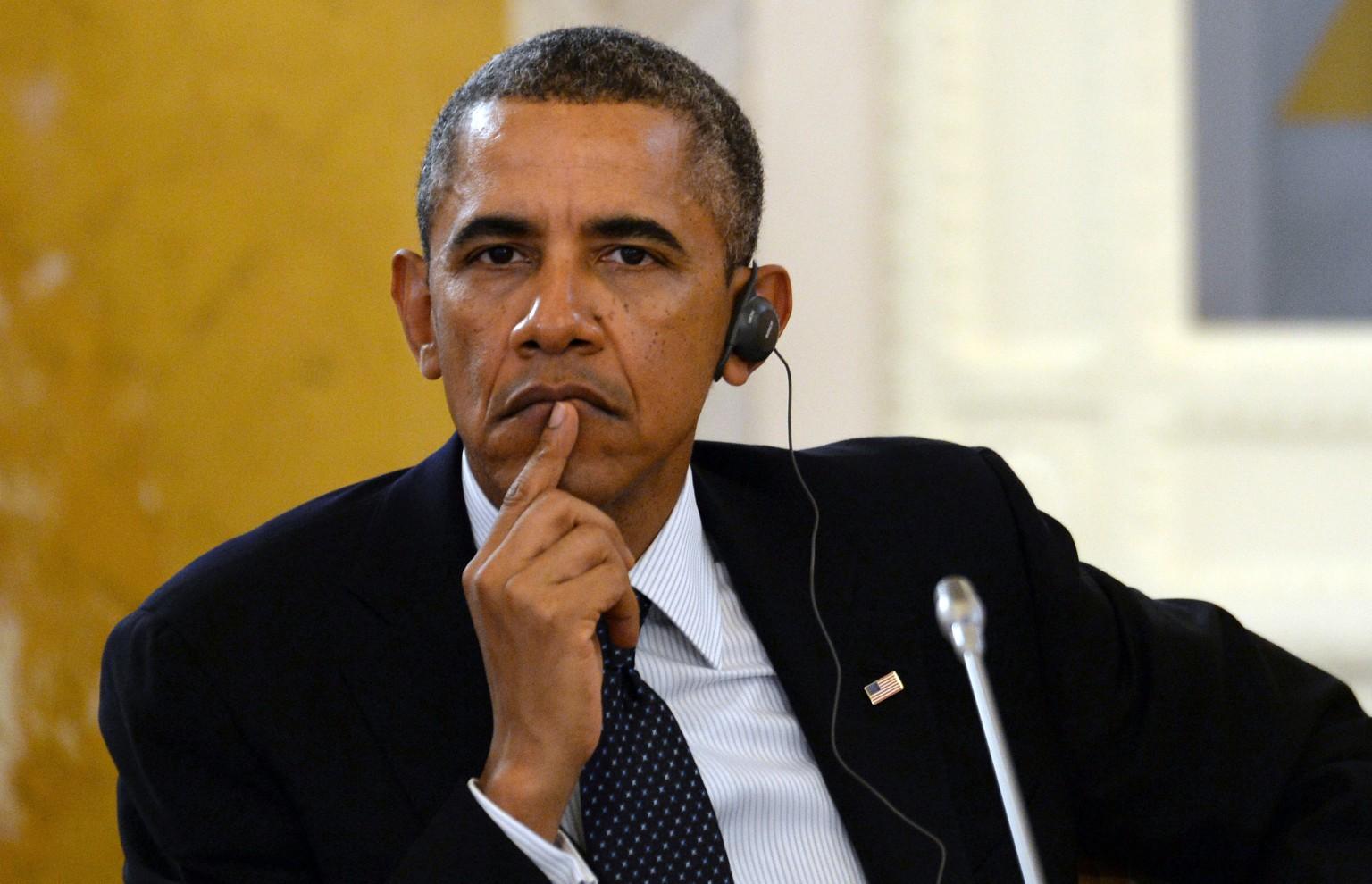 Biggest Test for Barack Obama