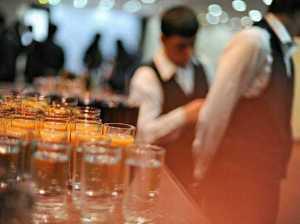 Waiter, bartender,