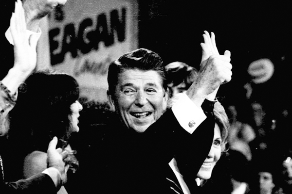 ronald reagan myths
