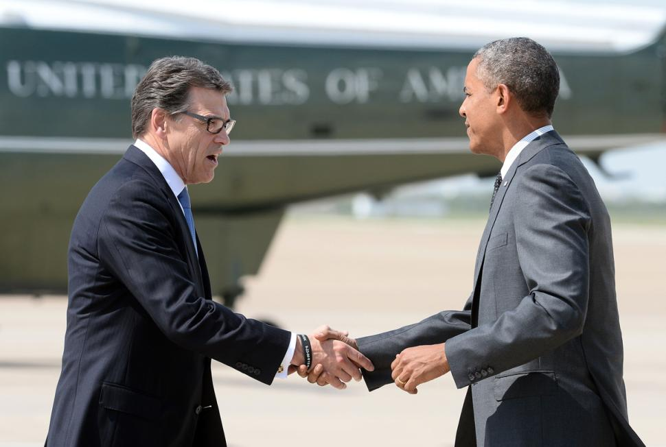 Rick Perry Indictment