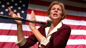 progressive democrats, elizabeth warren