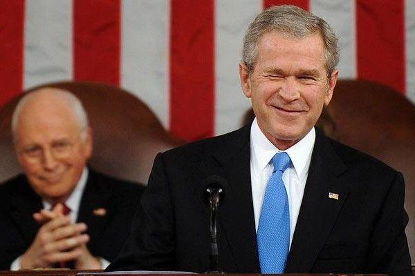 Bush, Cheney
