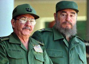 Raul & Fidel, Cuba