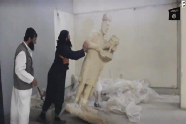 ISIS is destroying history