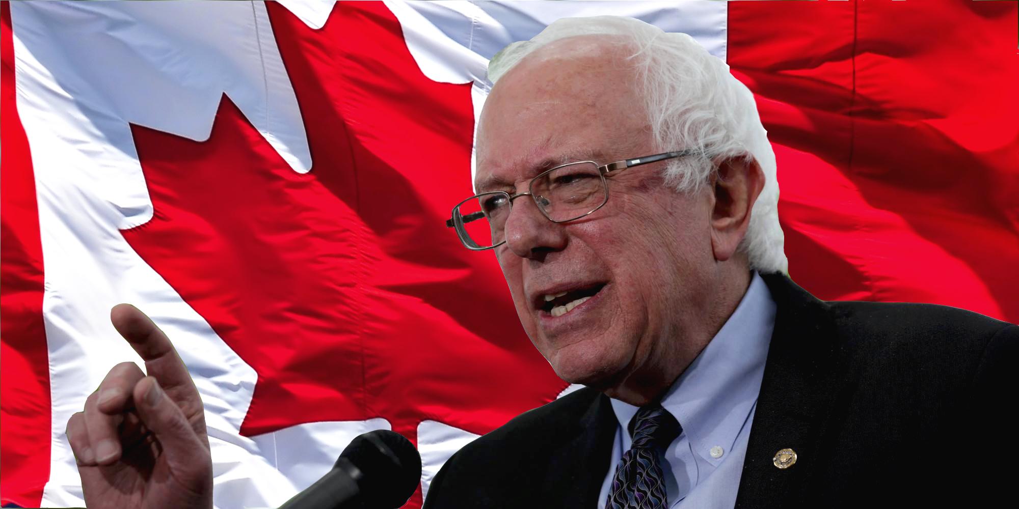 Canadian Bernie Sanders