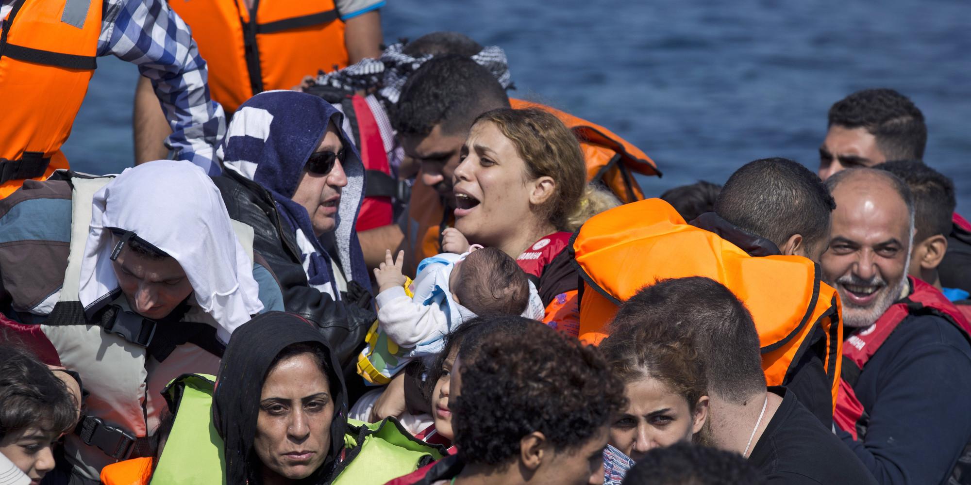 Christian Nation, Syrian refugees