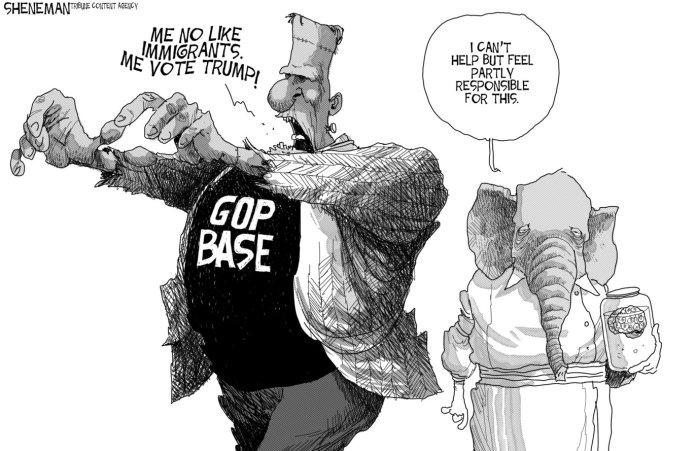 Hijack the Republican Party