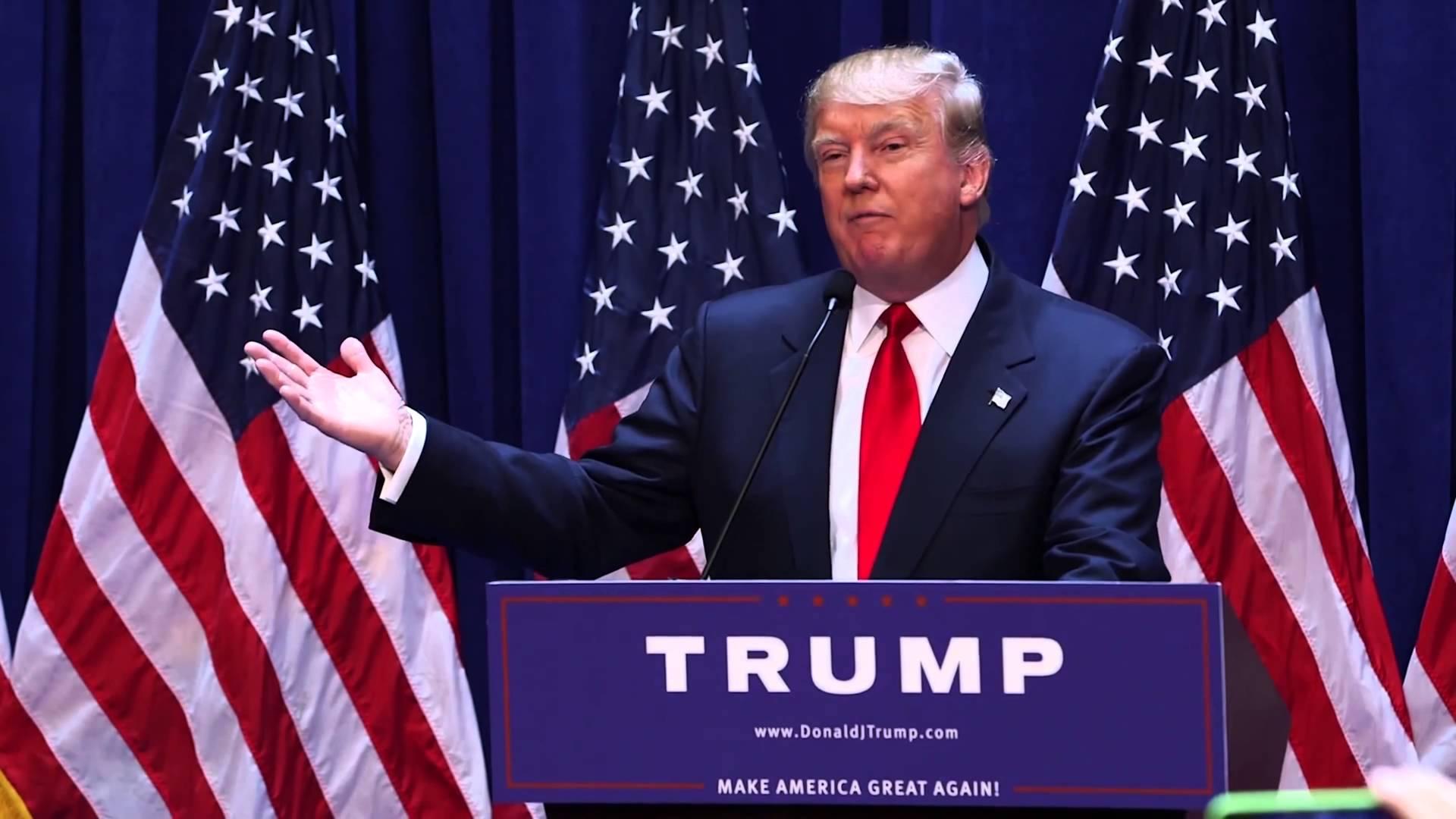 Underestimate Donald Trump