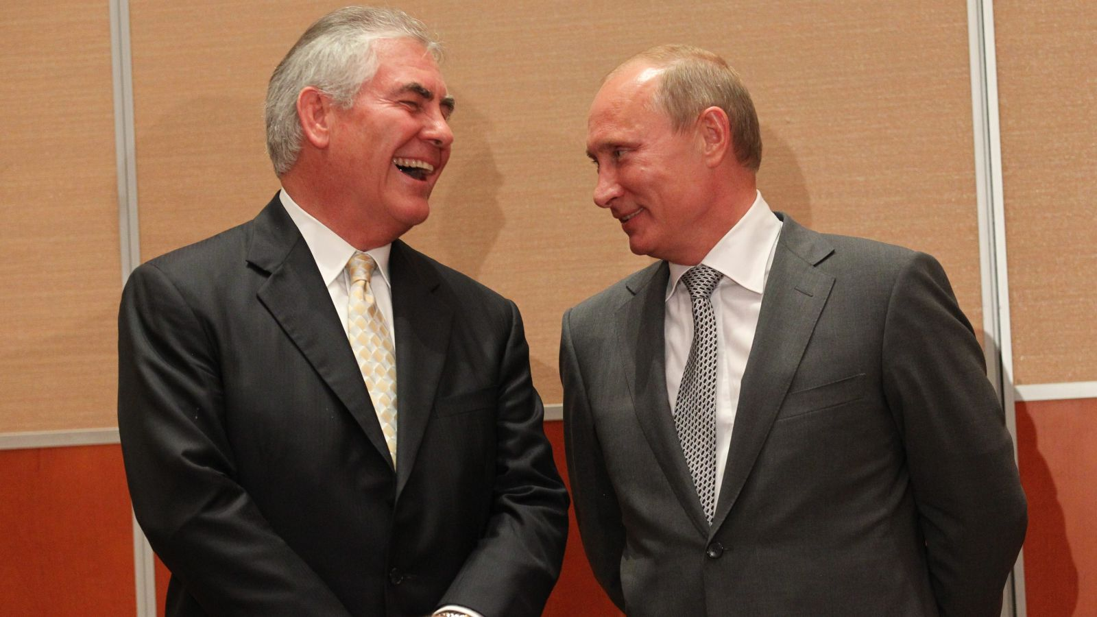 tillerson, putin, russian sanctions