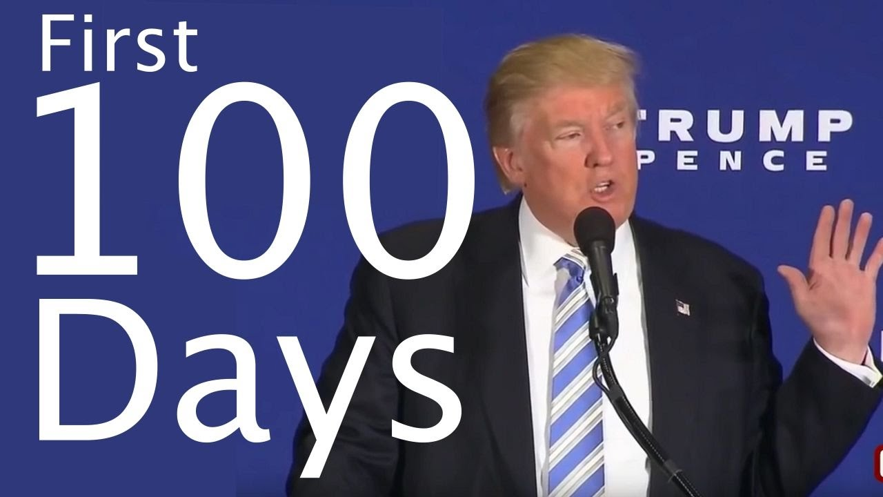 100 Day Action Plan