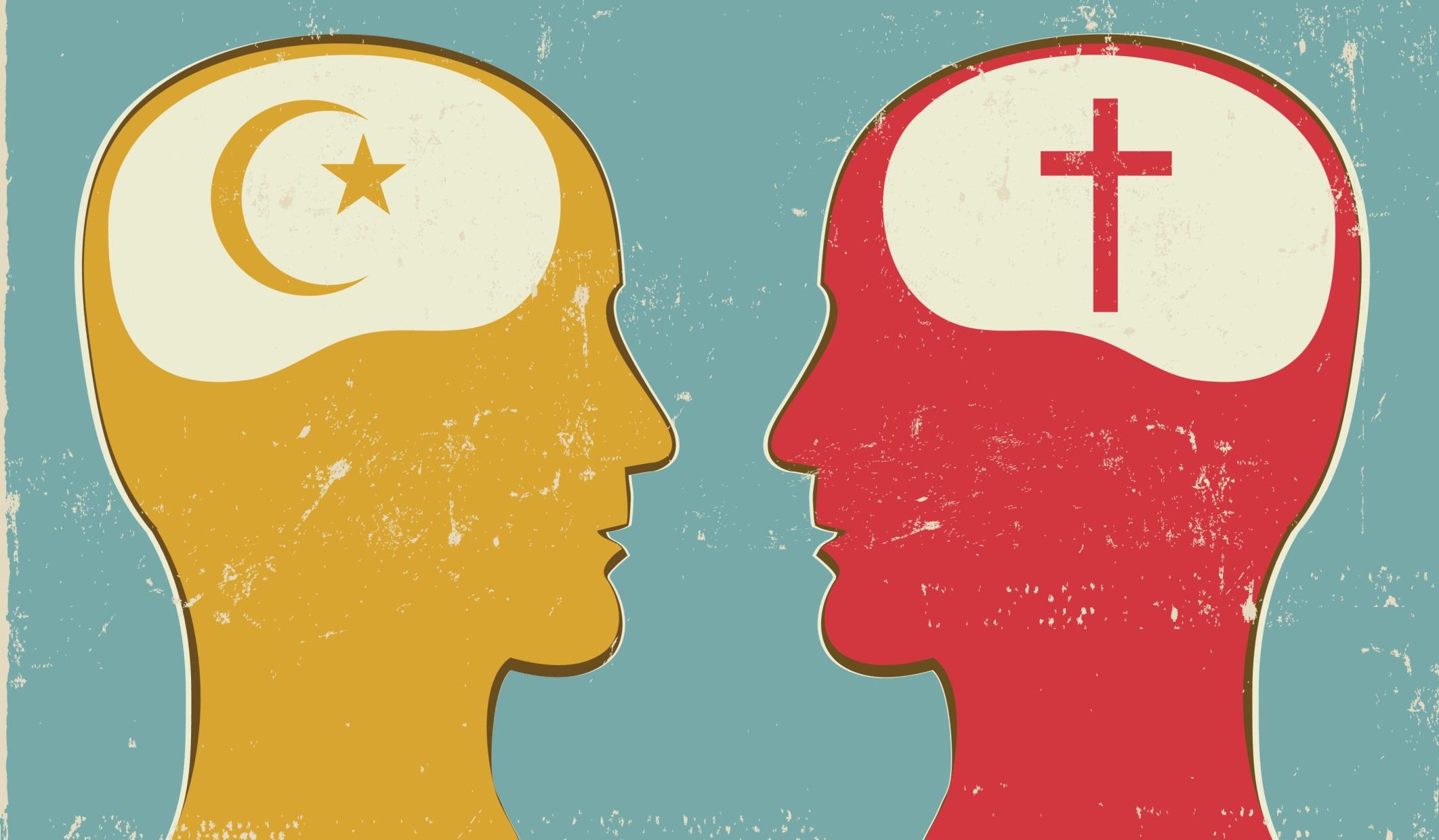 Christians are more violent