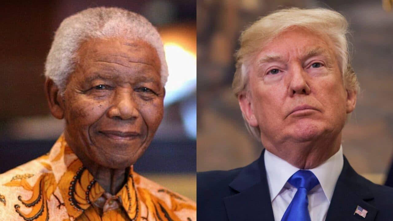 Trump Insulted Nelson Mandela