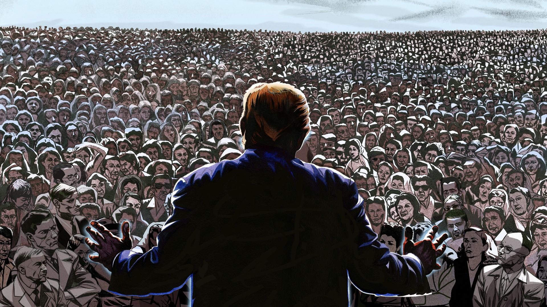 Voting in Democrats fascism