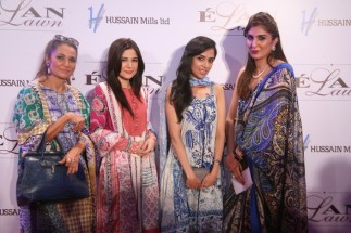 Frieha Altaf, Ayesha Omer, Maha Burney & Khadijah Shah