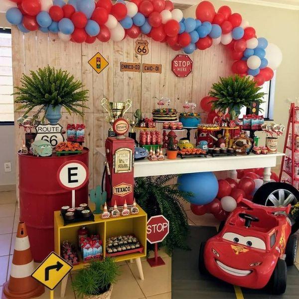 Car Birthday Party Ideas