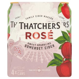 Thatchers Rosé 4x440ml