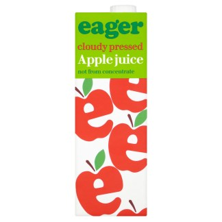 Eager Cloudy Apple 1L