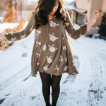 Outfit of the Week// Winter Bohemian