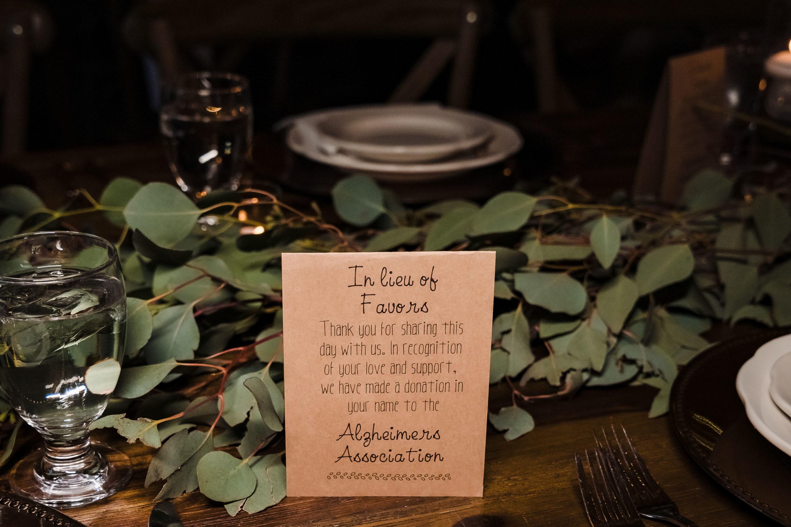 Twickenham House Wedding Details