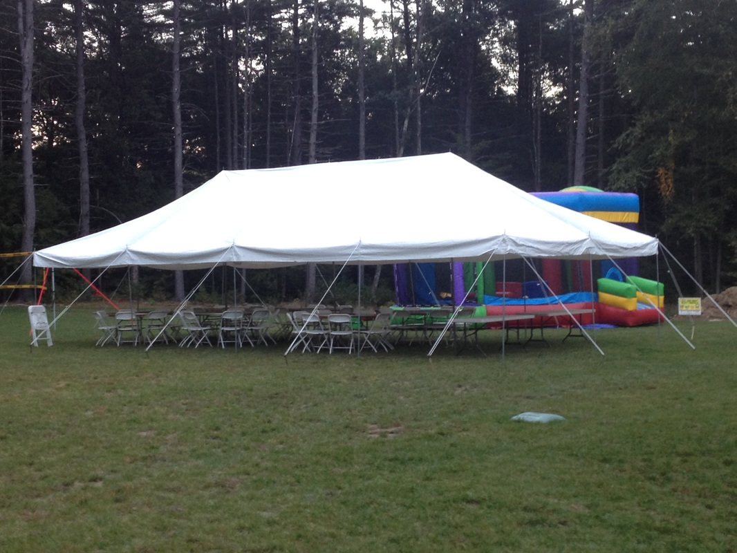 Tent And Chair Rentals Tent Rentals Table Rentals Chair Rentals In Westfield Ma