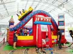 Carnival Land Bouncy Castle