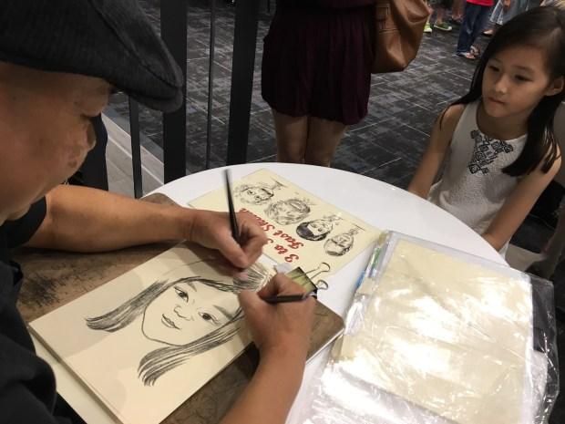 Professional Caricature Service