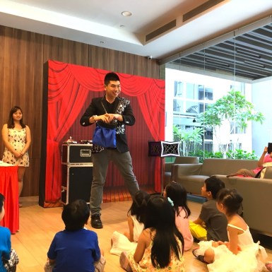Interactive Kids Magic Show