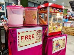 Popcorn Station Rental for Home Fix
