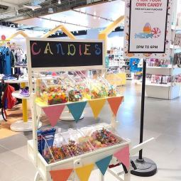 Candies Stall