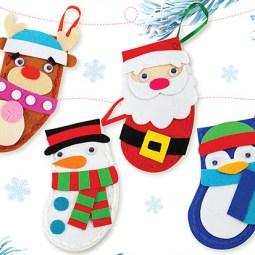 DIY Christmas Stocking Activity