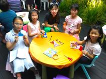 Art and Craft workshop for Kids Party