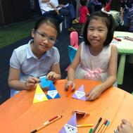 Origami Workshop Singapore