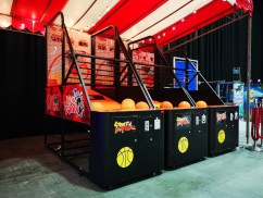 Arcade Basketball Rental Singapore