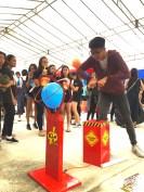 Balloon Blaster Machine