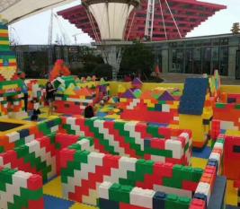 Giant Foam Bricks for Sale Singapore
