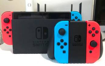Nintendo Switch Station
