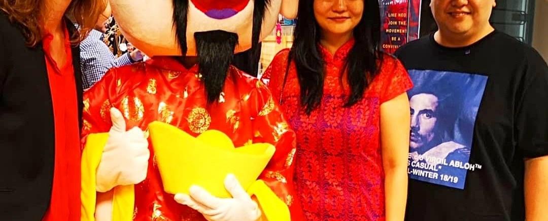 Cai Shen Ye Mascot for Rent
