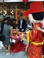 Hire God of Fortune in Singapore