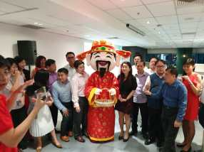 Mascot Rental in Singapore