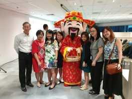 Singapore Cai Shen Ye for Hire