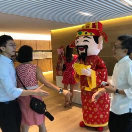 Singapore Cai Shen Ye