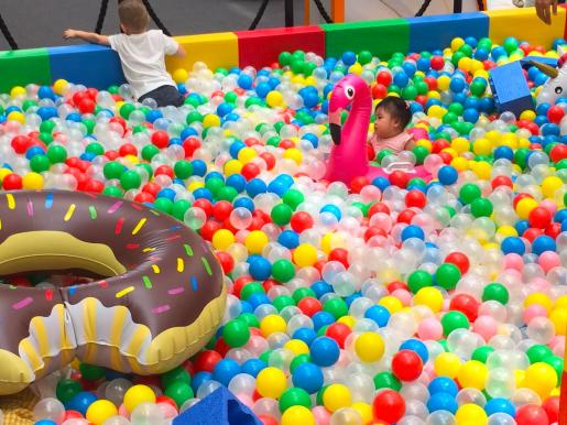 Ball Pit for Hire