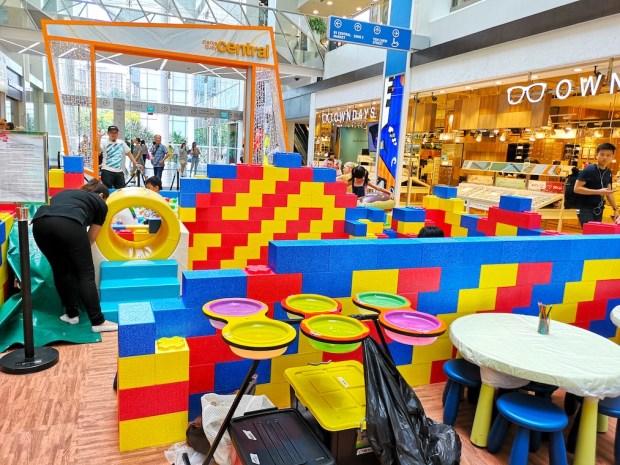 Children Playground for Rent Singapore