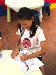 Colouring Activtiy Corner